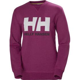Helly Hansen Logo Bluza Kobiety, festival fuchsia